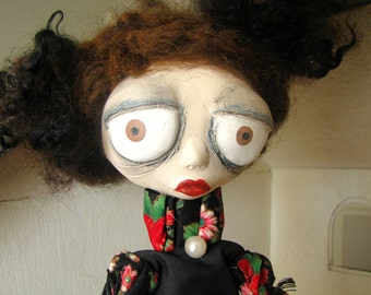 Art Doll - Paigina the Ruthless