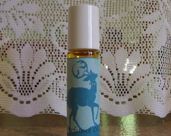 Pearberry (type) Pear Berry roll-on perfume oil by Deer Run Soap Works