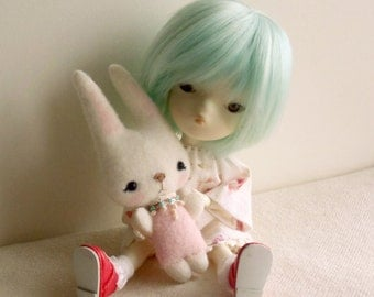 Bunny Girl pdf Pattern - Instant Download