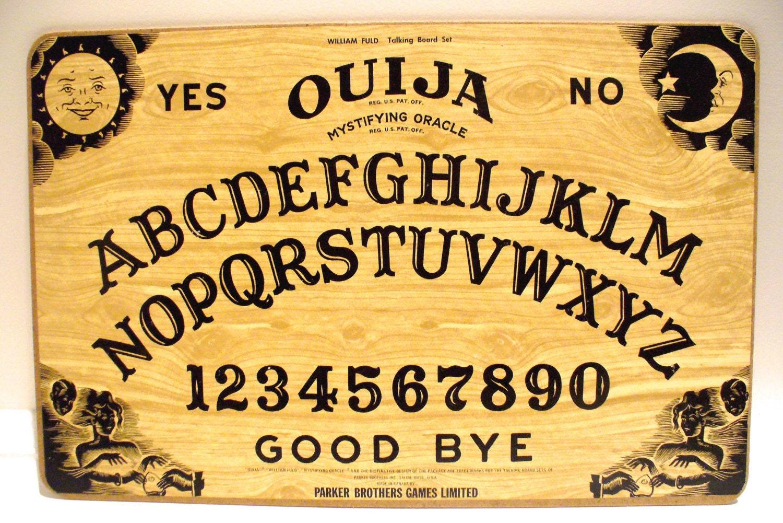 Vintage Ouija Boards 16