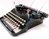 1920s Smith Corona 4 Bruce Green Typewriter