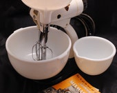 Electric Mixer Sunbeam Mixmaster 1940s