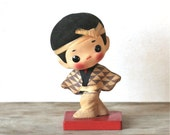 Vintage Bobble Head Doll Japan