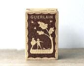 Circa 1920s 1930s Guerlain Perfume Box Made In France