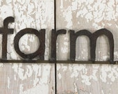 Decorative Wall Sign Farm Wall Sign Farm Sign