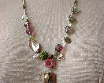journey to spring necklace