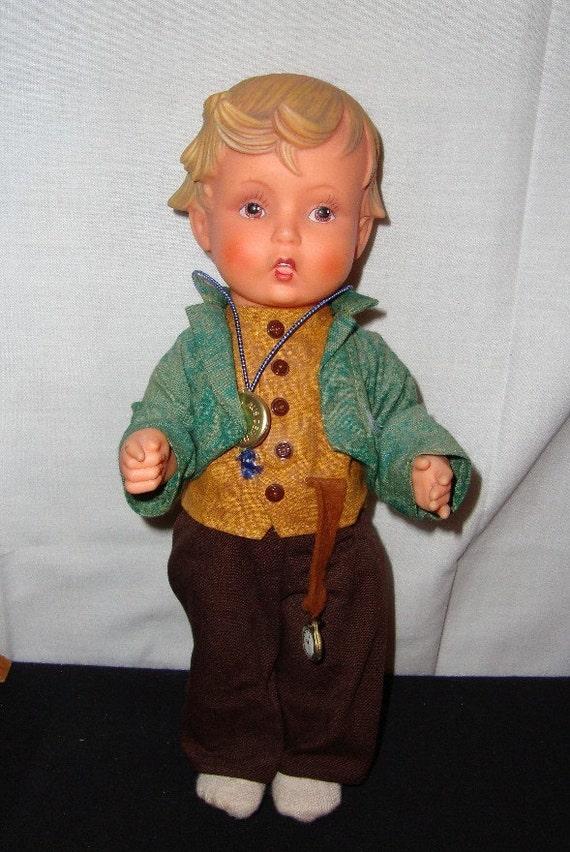 Sale Sale Vintage Goebel Hummel Doll Figurine