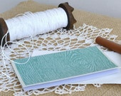 Gift Note to Accompany Your burlap and blue Purchase