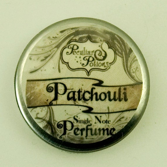 Patchouli Essential Oil Perfume