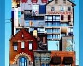Northern Liberties/Fishtown Photo Collage