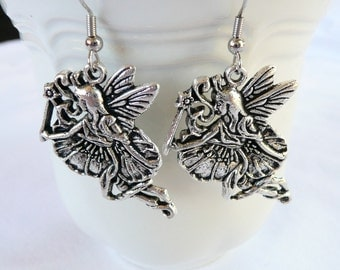 nd-Magical Fairy Dangle Earrings