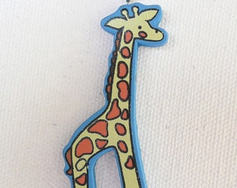 nnc-CLEARANCE - Giraffe Necklace