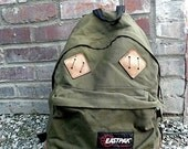 ARMY GREEN eastpack BACKPACK