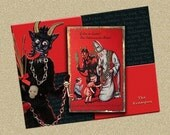 Krampus Card - Have You Been Naughty