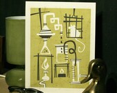Science is Awesome - High Quality Print - Large