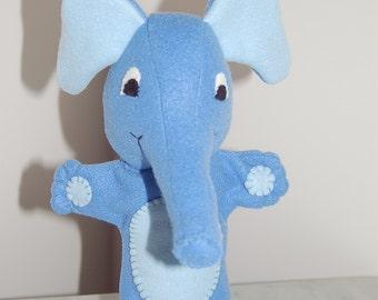 Puppet Elephant