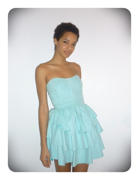 90s Prom Party Dress