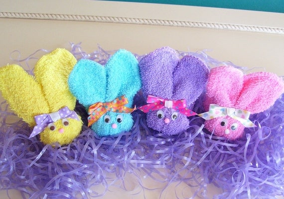 Boo Boo Bunnies (BUY 6 Get 2 FREE) Tropical Colors