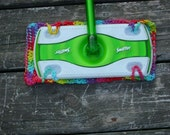 Rainbow Reusable Swiffer Cover