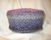 Almost A Piillbox Hat - Knitting Pattern PDF