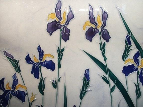 A Walk through the Garden, Springtime, Vessel, Floral Centerpiece, Large Display