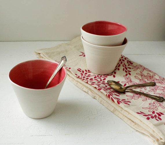 Sale Raspberry Sorbet Cup Trio