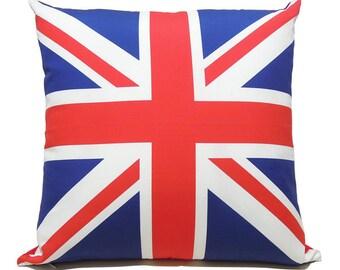 "Union Flag Cushion / Pillow Cover - 16"" (40cm)"
