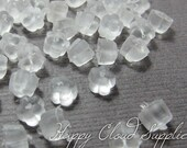 Daisy Petal Rubber Earring Backs Stoppers... 120pcs