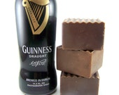 Beer Soap . Chocolate Guinness Beer Cold Process Soap with Shea Butter by WickedSoaps