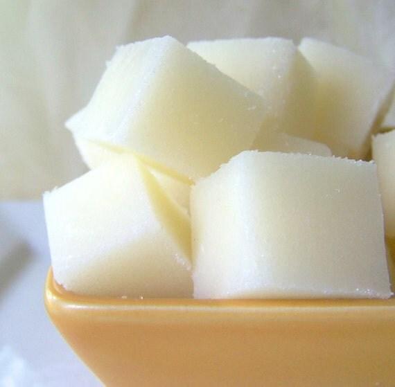 Hawaiian White Ginger Sugar Scrub Cubes