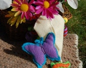 Felt Butterfly Play Set