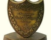Dom Perignon Champagne Menu or Card Holder