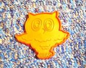 Vintage Owl Cookie Cuter