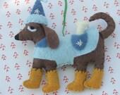 Reno the Snow Dog