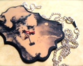 Scary Stories to Tell in The Dark necklace