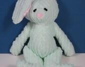 Babys Chenille Bunny