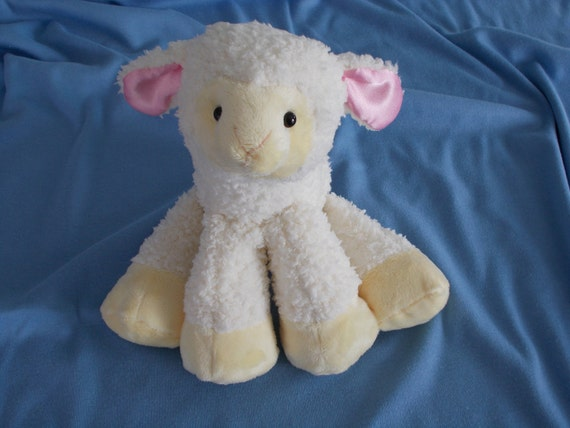 Little Plush Baby Lamb