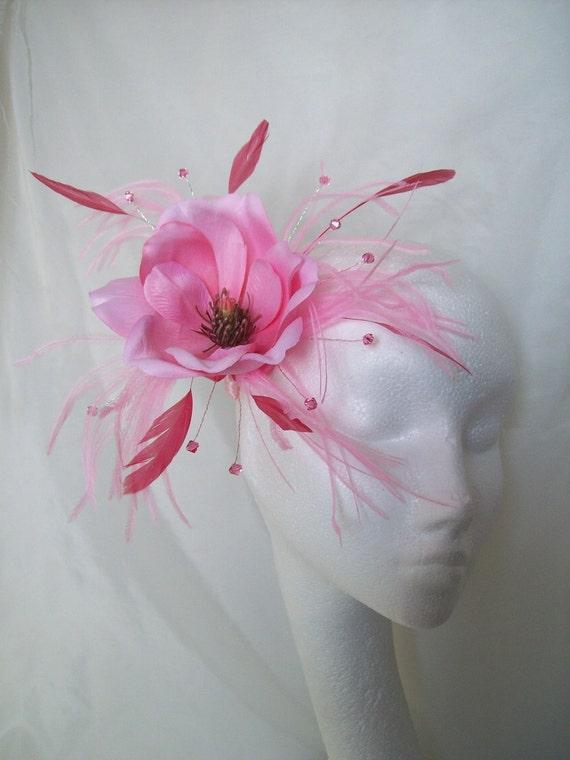 pink magnolia flower deep - photo #20