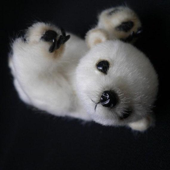 Sewing Pattern Pdf Miniature Teddy Bear By Tatiana By