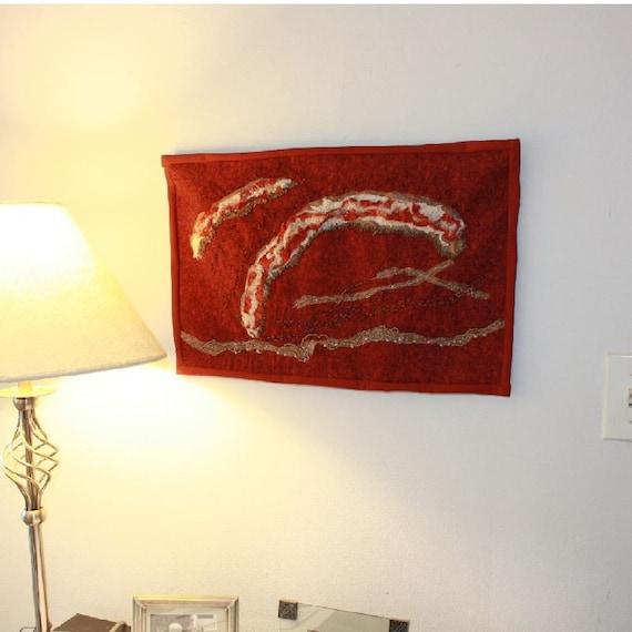 Beaded Wall Hanging (Horizon Event)