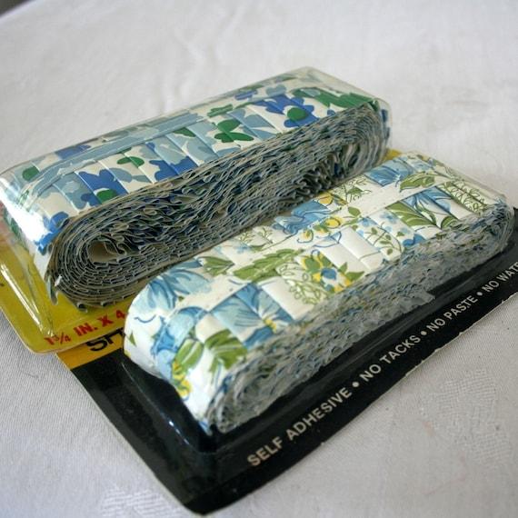 Vintage Pleated Self Adhesive Shelf Edging