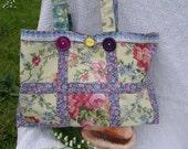 Handbag Summer Purse by HecketyBeckety on Etsy
