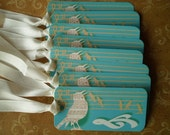 DIY Bird Gift Tags - Singing a Lovely Tune Gift Tags Instant Download - PDF File Bird Tags - 2 1/2 x 4 1/2 inches