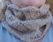 SALE - A Touch Of Lace Cowl