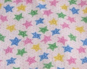 Starry Flannel - 45in by 30in