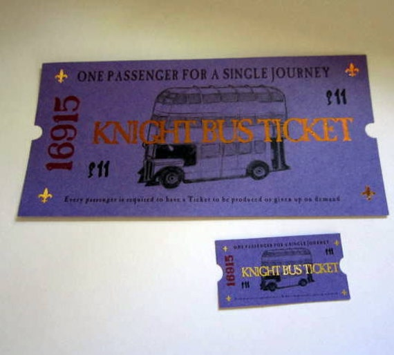 how to call the knight bus