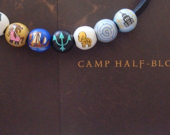Annabeth necklace, camp half blood necklace