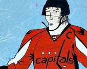 Alexander the Great Ovechkin (ACEO)