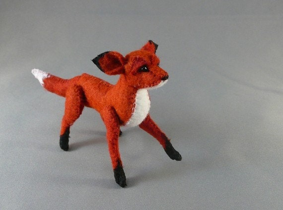 Reserved for Heather - little simple fox