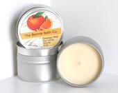 Orange Peel Soy Candle in 6oz Tin